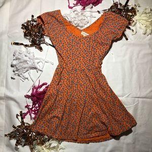 Dresses & Skirts - Little Orange Dress